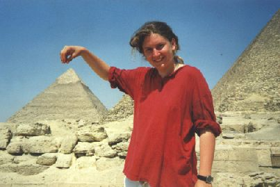 riesige hände ägypten